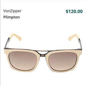 """fa94596e35219 Von Zipper Accessories - Von Zipper """"Plimpton"""" sunglasses"""